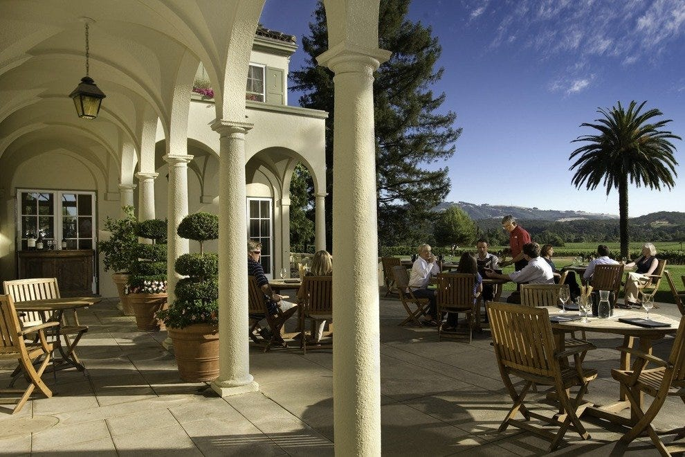 Sippin' sunshine in California's Sonoma Valley