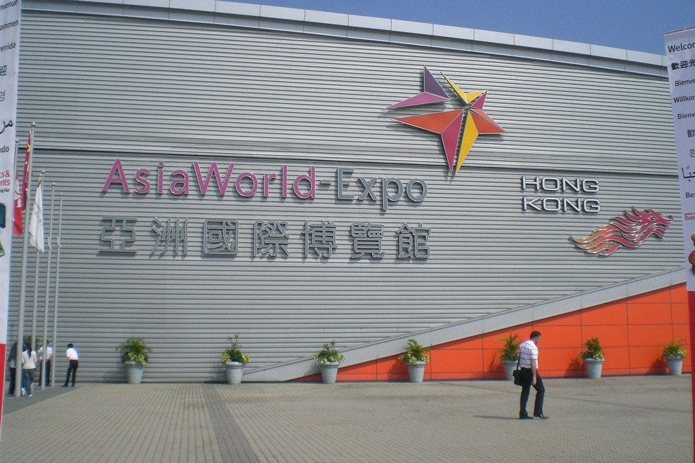 Asiaworld expo hong kong nightlife review 10best experts and asiaworld expo gumiabroncs Gallery