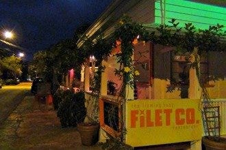 Spicy and Sweet: The Flaming Buoy Filet Company in Key West