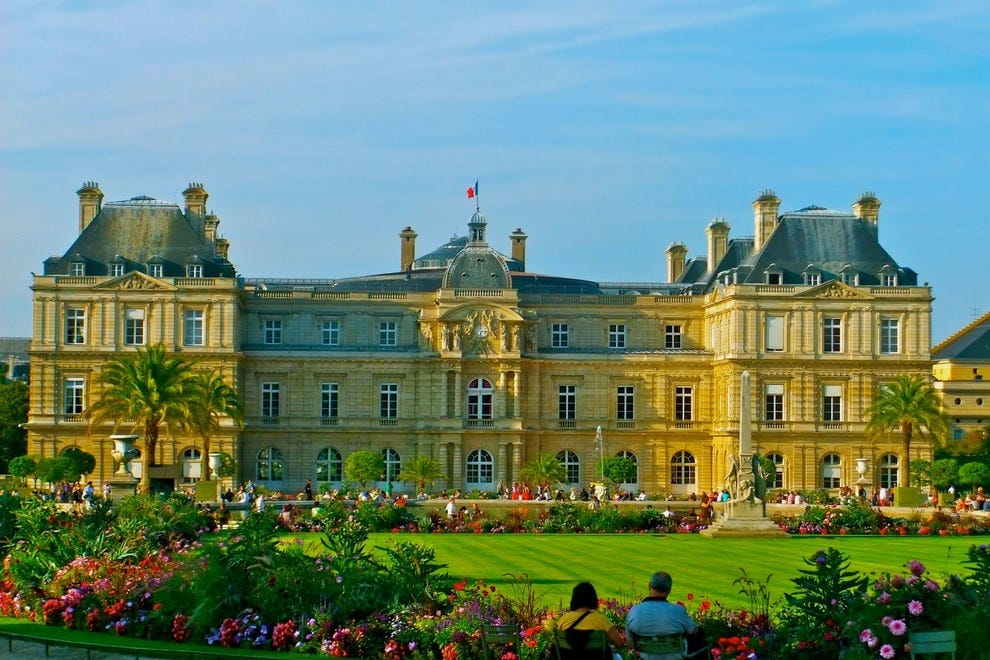 jardin du luxembourg paris attractions review 10best experts and tourist reviews. Black Bedroom Furniture Sets. Home Design Ideas