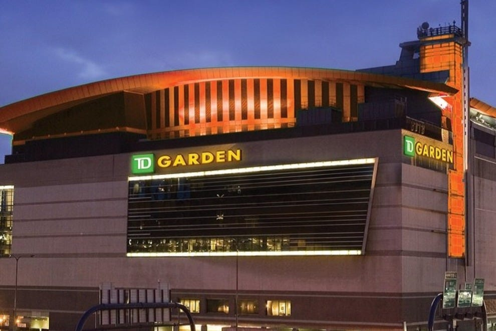 DoubleTree Suites by Hilton Hotel Boston - Cambridge. 2.9 miles from TD  Garden