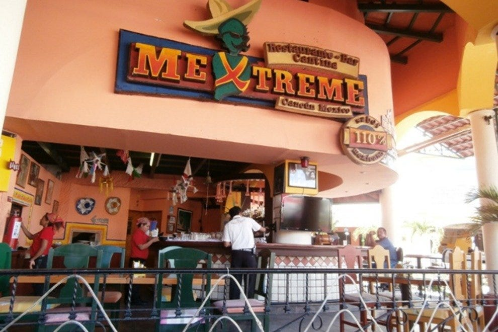 Mextreme Cancún Restaurants Review 10best Experts And Tourist Reviews