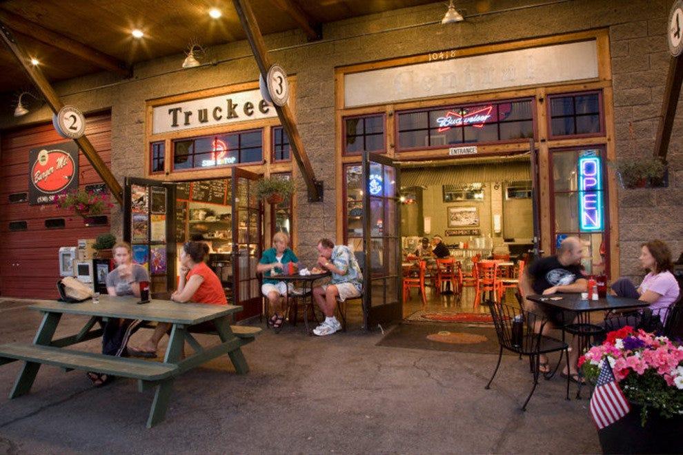 Good Pizza Places Near Me: Truckee's Best Restaurants: Restaurants In Tahoe