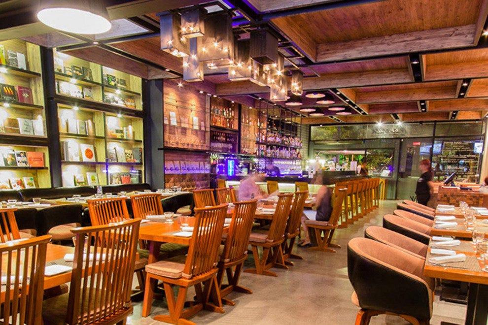 Bangkok 39 s maverick restaurant bar bakery and open for P kitchen restaurant bangkok