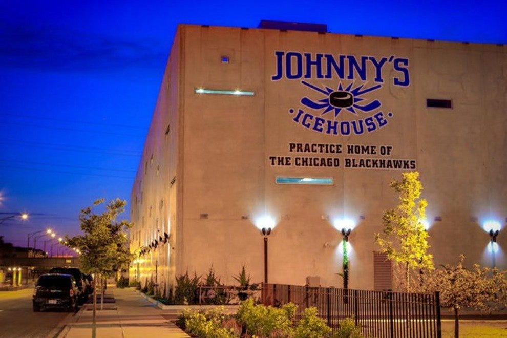 Johnny's IceHouse West