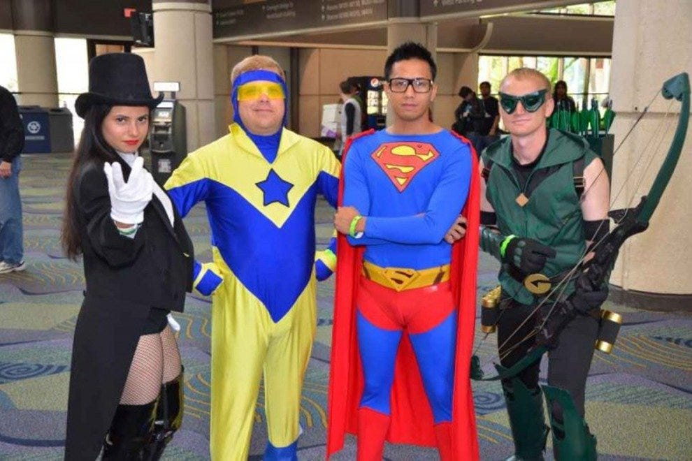 Orlando Hosts Pop Culture Celebration MegaCon in March