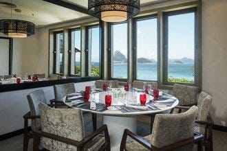 Rio's Atlantis Restaurant: Enjoy Fine Dining, Great Sea Views