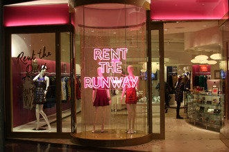 Dress for Less in Las Vegas at Rent the Runway