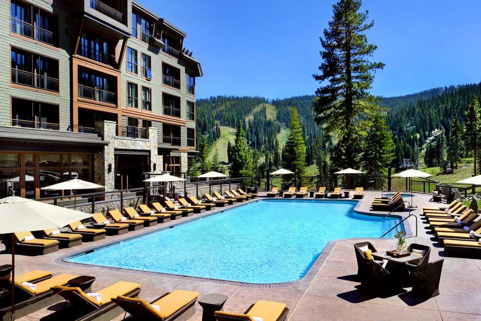 The Ritz Carlton Lake Tahoe
