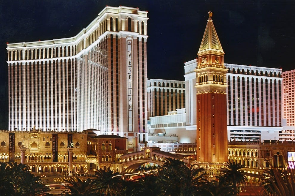 The Venetian Resort Hotel & Casino