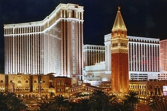 Indulge In A Getaway For Two At Las Vegas 10 Best Hotels