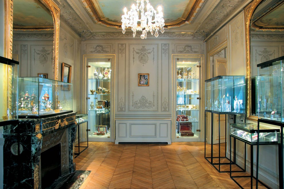 Mus e du parfum paris attractions review 10best experts and tourist reviews - Fragonard musee du parfum ...