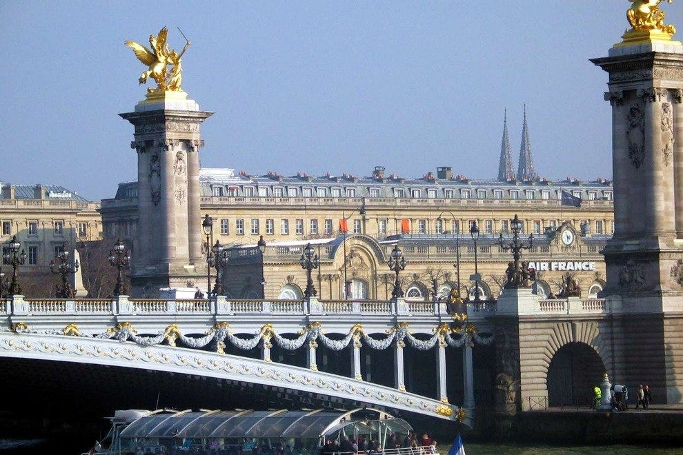 Attraction Slideshow Best Attractions Activities In Paris