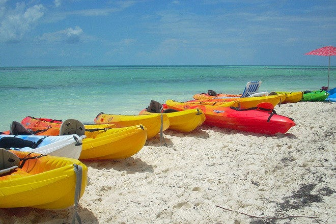 Grand Bahama Island's Best Attractions & Activities
