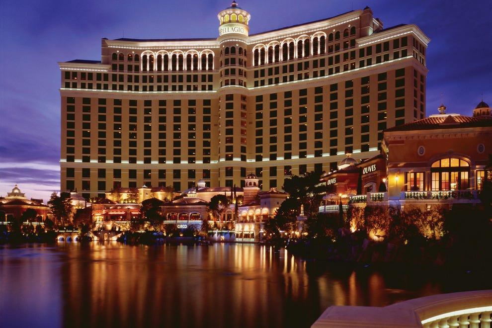 Bellagio. Las Vegas  Luxury Hotels in Las Vegas  NV  Luxury Hotel Reviews