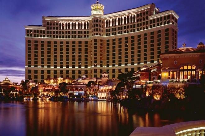 Hotels On The Strip: Hotels In Las Vegas