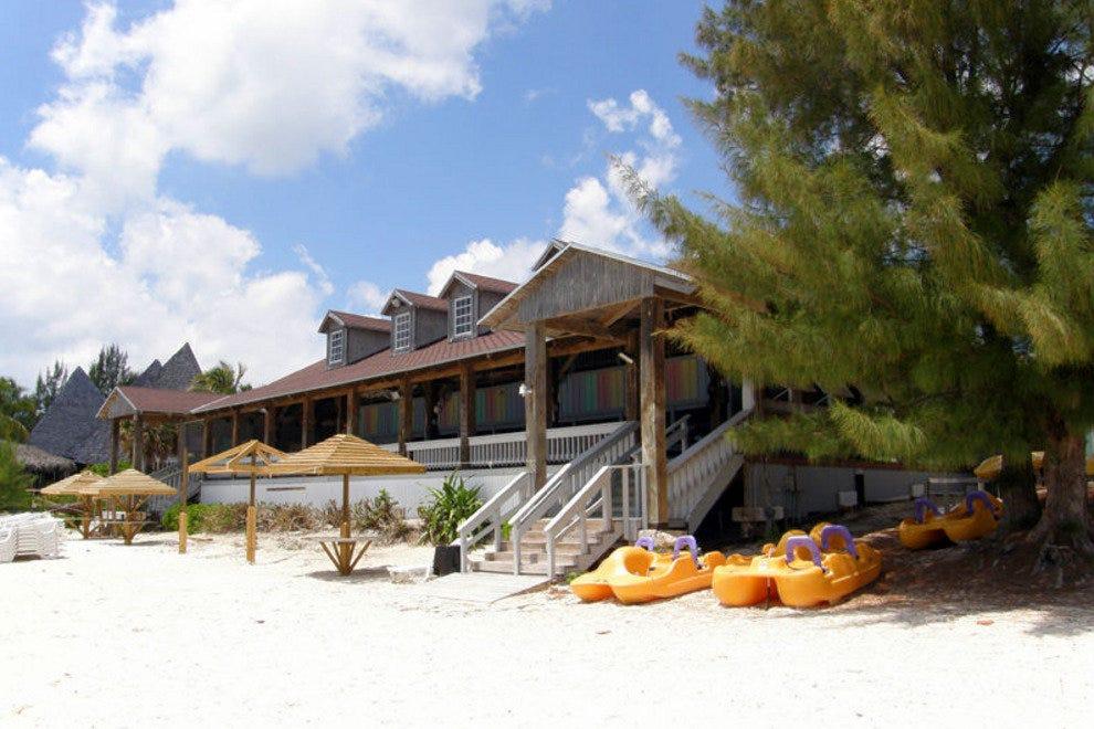 Junkanoo海滩俱乐部