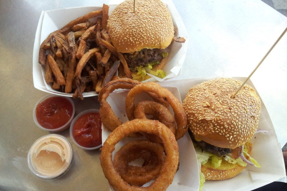 Charm City Burger Company