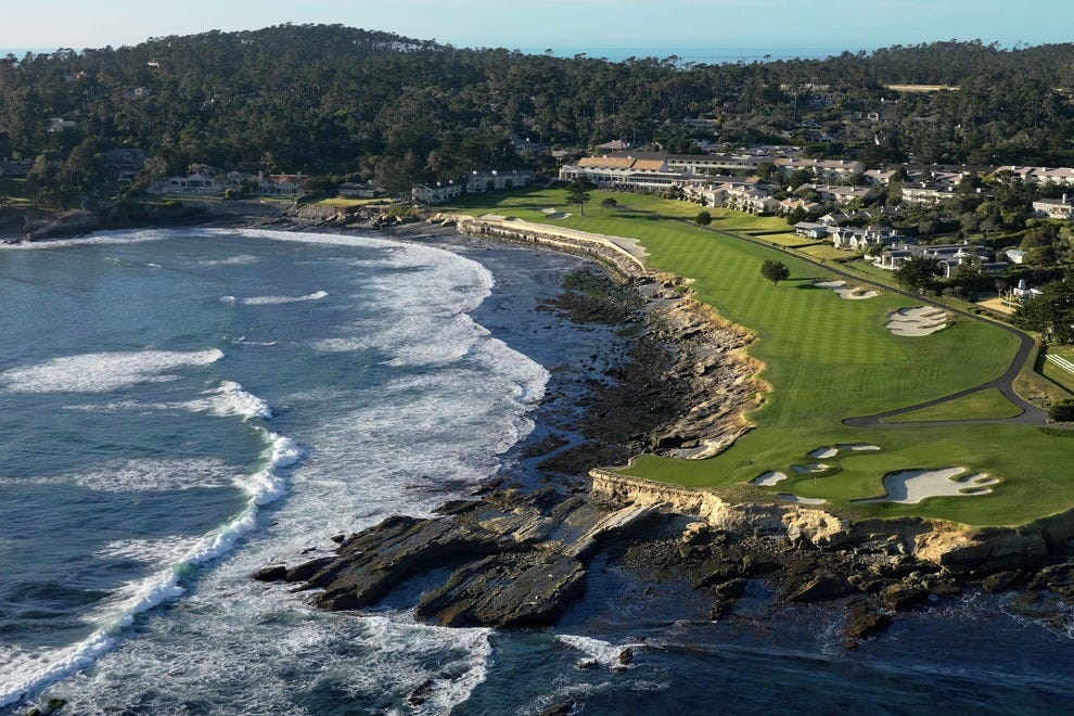 Pebble Beach, Calif.