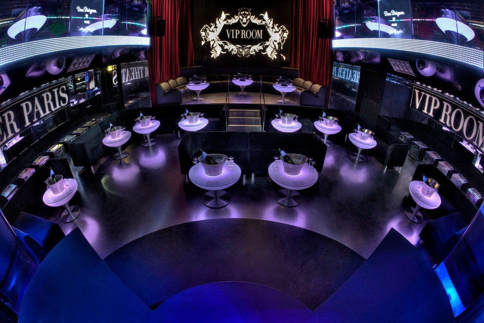 Vip Room Paris Nightlife Review 10best Experts And