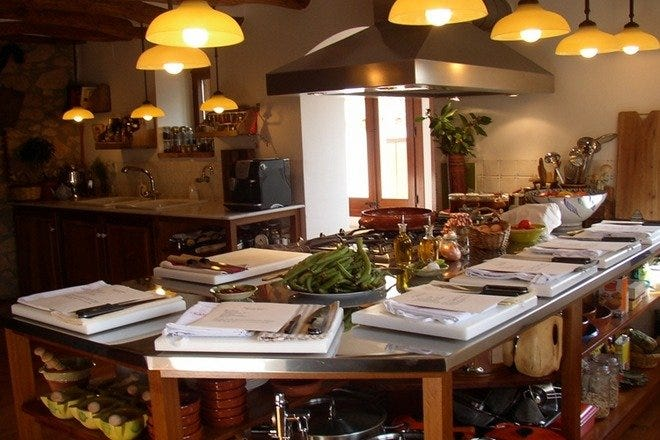 Culinary Classes in Barcelona