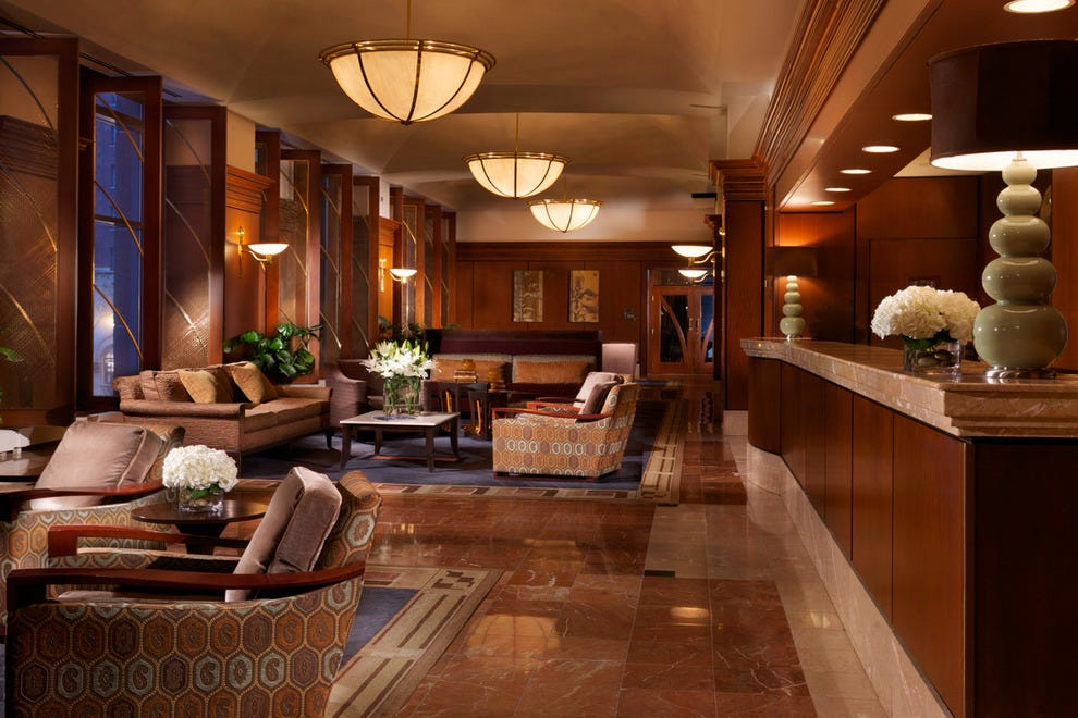 Omni Chicago Hotel Chicago Hotels Review 10best Experts And Tourist Reviews