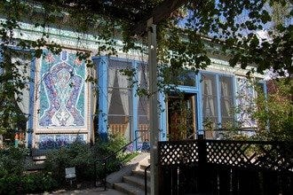 The Boulder Dushanbe Teahouse: An International Dining Experience