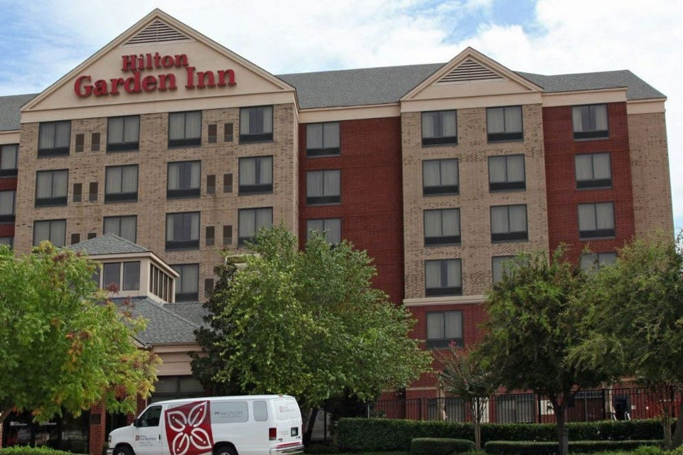 Hilton Garden Inn Frisco Dallas Hotels Review 10best Experts And Tourist Reviews
