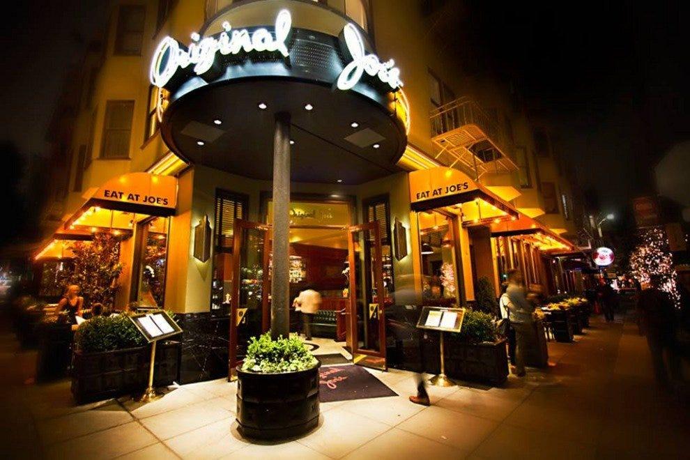 Image result for original joes restaurant san francisco