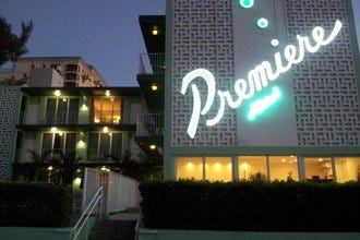 Premiere Hotel in Fort Lauderdale's Trendy North Beach