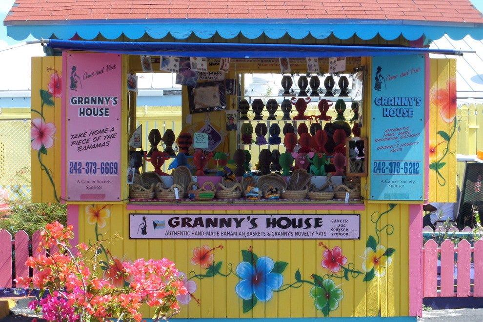奶奶的房子