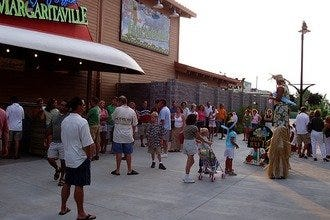 Myrtle Beach's Margaritaville: New Menu, Same Laid-Back Attitude