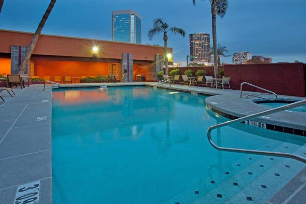 Hotels Downtown Phoenix Near Chase Field