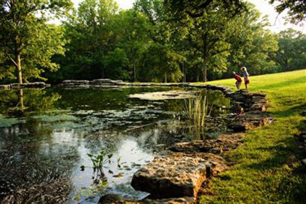Cheekwood Botanical Garden And Museum Of Art Nashville