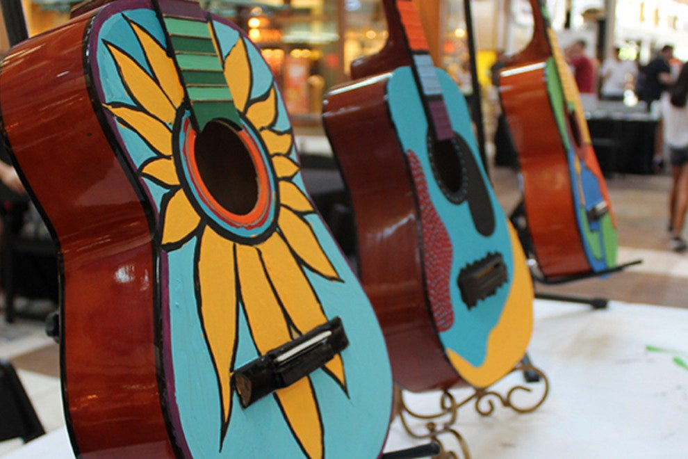 Tucson's guitar festival is a celebration of guitars in every shape and form.