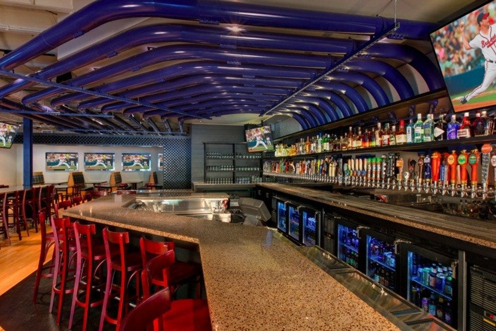 Atlanta Sports Bars 10best Sport Bar Grill Reviews