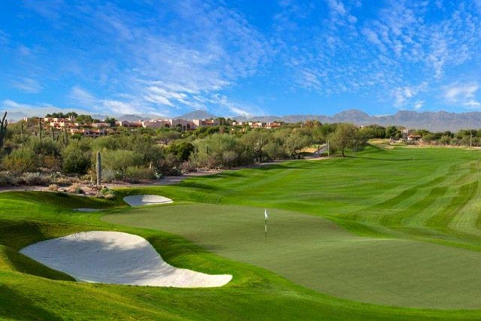 The Westin La Paloma Resort's guests have access to a newly renovated, award-winning Jack Nicklaus Signature Design golf course.