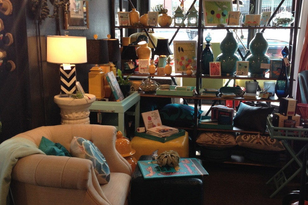 Digs Inside and Out, a home decor store