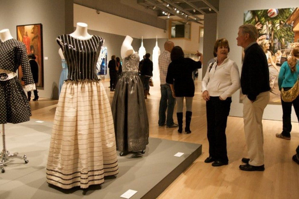 "Phoenix Art Museum is hosting ""Hollywood Costume,"" the museum's biggest exhibit to date."