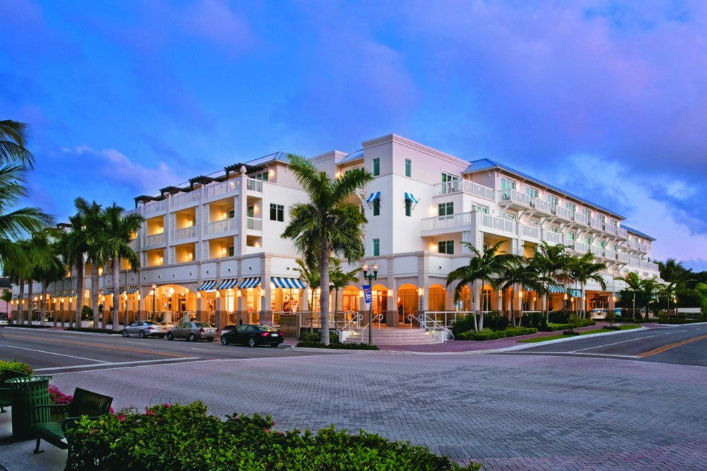 Spring Treatments at The Seagate Hotel & Spa - Delray Beach, Fla.