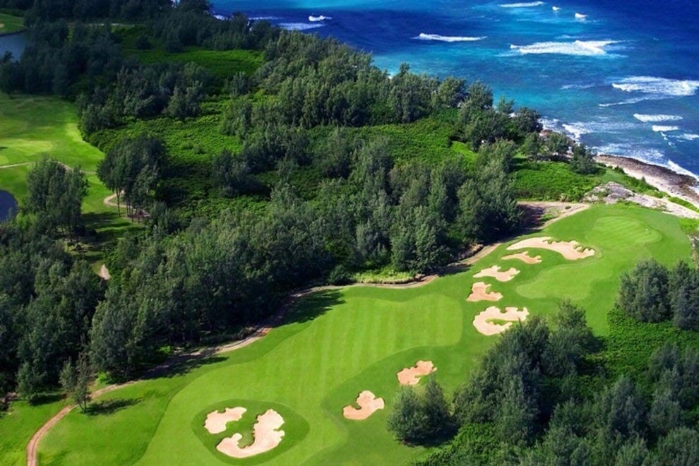 Turtle Bay Palmer Golf Course