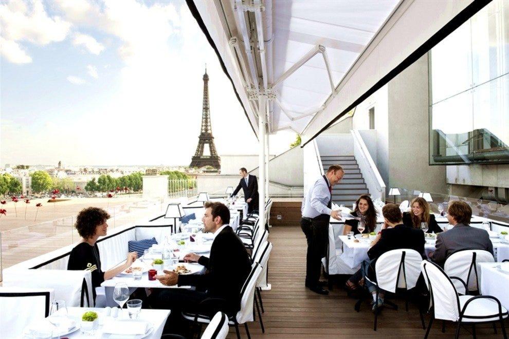Maison blanche restaurant