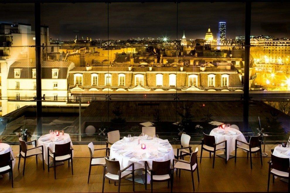 Maison blanche restaurant paris restaurants review 10best experts and tourist reviews - Restaurant cuisine francaise paris ...