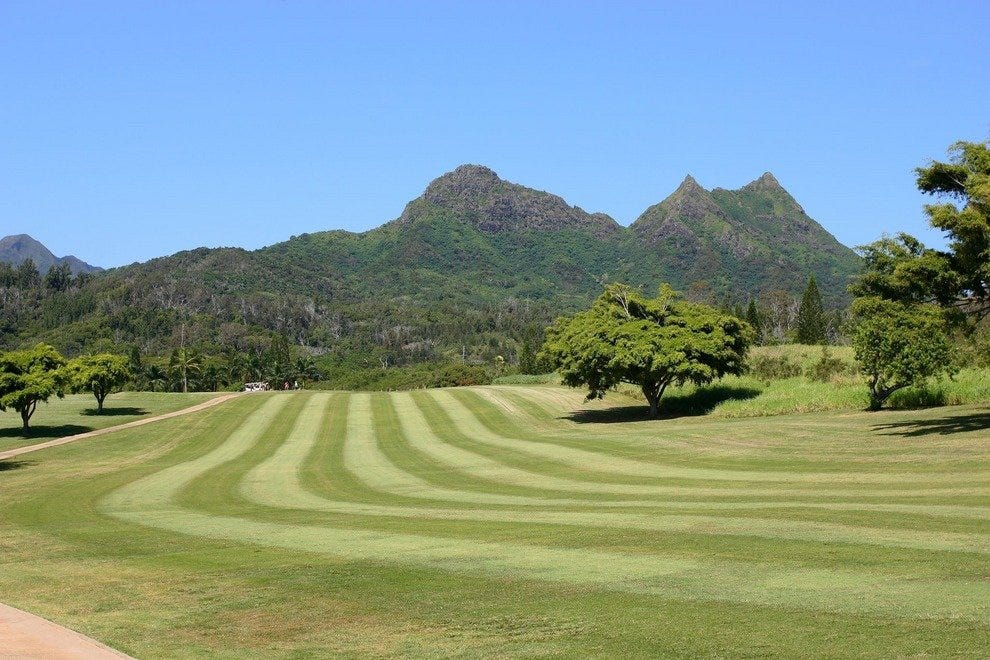 Olomana Golf Club