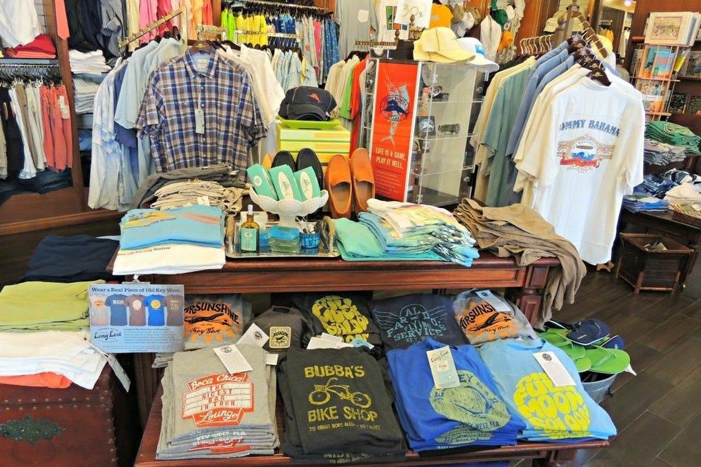 Key west clothing stores