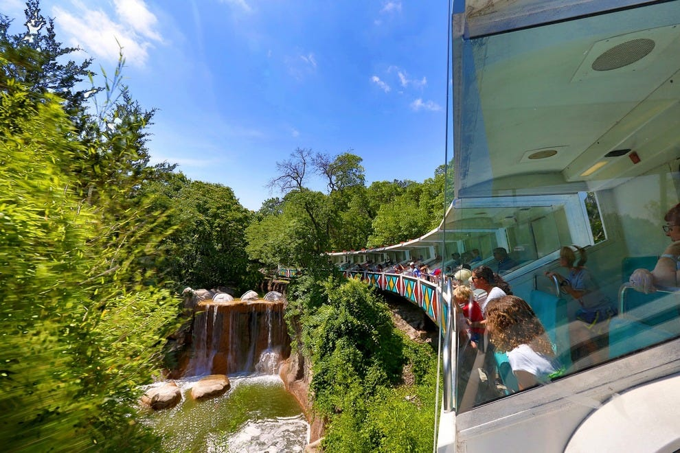 Best US Zoos Best Readers Choice Travel Awards - 10 of the best most fascinating zoos in the world