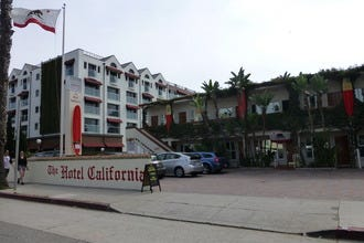 California Hotel Santa Monica