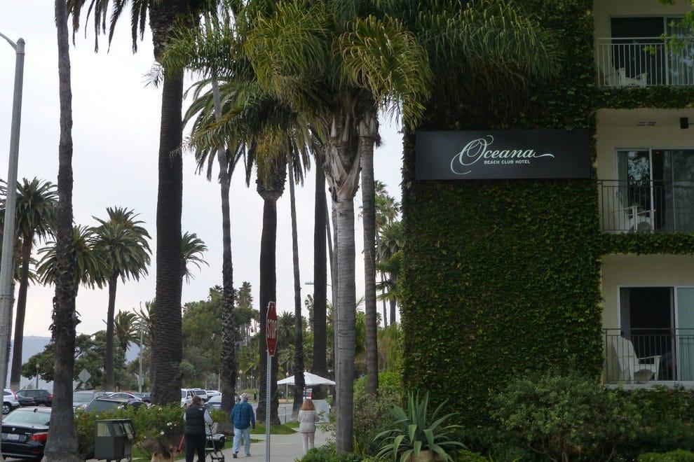 圣莫尼卡大洋洲酒店