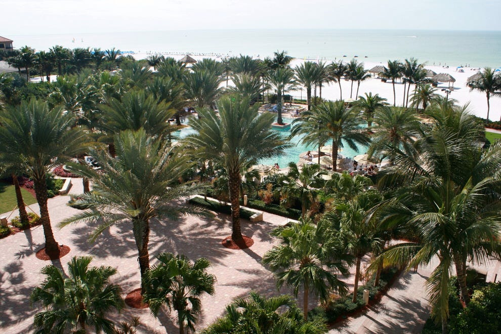 Marco Island Marriott Beach Resort Golf Club & Spa