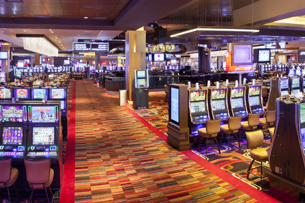 Rivers casino location thun casino
